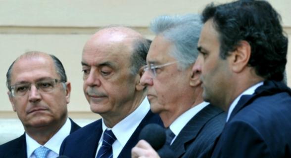 O ministro Henrique Neves penalizou o partido com multa de R$ 10 milhões