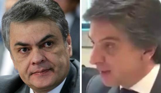 Cássio foi delatado por Alexandre Barradas, diretor da Odebrecht