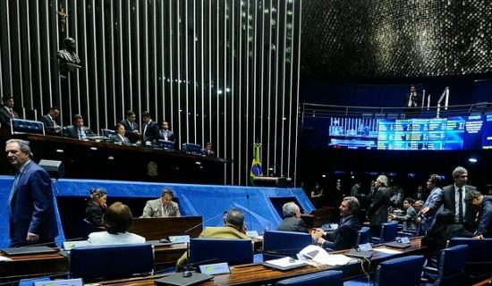 Projeto aprovado por senadores em plenário segue para análise da Câmara