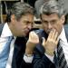 Os dois senadores foram flagrados tentando obstruir investigação da Lava Jato