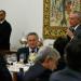 Aliado indigesto: em jantar de Temer para a bancada do PMDB no Alvorada, em 15 de março, Renan já criticava o presidente e manifestava divergências com o Planalto