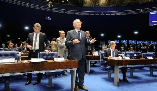 Renan terá oportunidade de mostrar de que lado está quando reformas estiverem em discussão no Senado