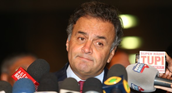 STF determinou afastamento de Aécio do mandato de senador