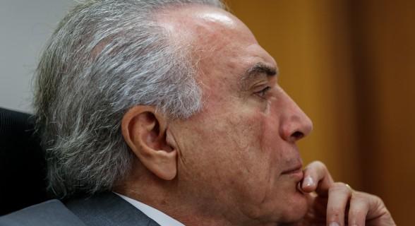 Fachin autorizou abertura de inquérito contra o presidente Temer na tarde desta quinta-feira (18)