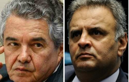 Marco Aurélio preside Primeira Turma do STF, que julgará pedido de prisão de Aécio