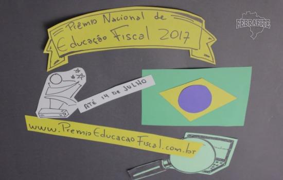 Inscrições para o Prêmio Nacional de Educação Fiscal vão até 15 de julho