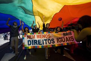 """""""Queremos estar juntos e misturados, respeitando o direito inalienável a professar a fé de cada um, e o respeito à orientação sexual e à identidade de gênero"""""""