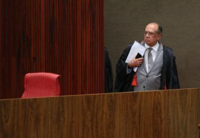 Gilmar Mendes, presidente do TSE e mentor da tese vencedora a favor da chapa Dilma/Temer