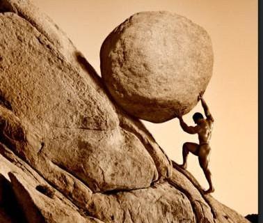 """""""Exaustão é aquele ponto doloroso que machuca tanto que nos impede de raciocinar direito"""""""