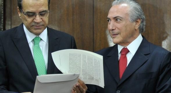 Henrique Eduardo Alves foi ministro do Turismo de Dilma e Temer. Ex-deputado é um dos amigos mais próximos do peemedebista