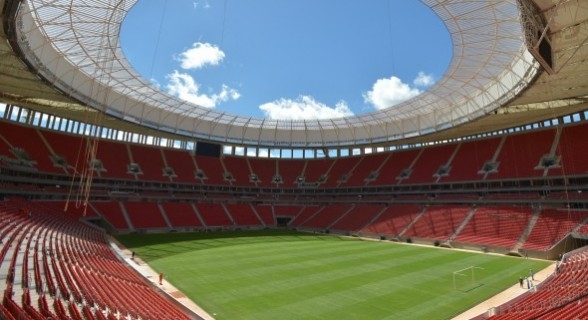 Estádio tinha ligação clandestina realizada durante a reforma do estádio