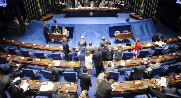 STF rejeitou pedido de suspensão da votação na noite de ontem (10). Requerimento de urgência para a votação foi aprovado e matéria deve ser votada hoje, a partir das 11h