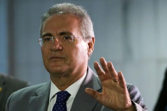 Segunda Turma do STF rejeita denúncia contra senador Renan Calheiros