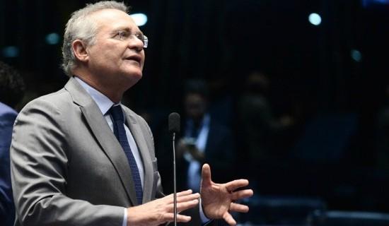 De líder governista a opositor, Renan agora faz até defesa de Lula no Senado