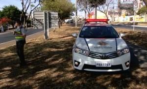 """Tinindo: carros novíssimos servem para dar """"sensação de segurança"""", diz PM"""