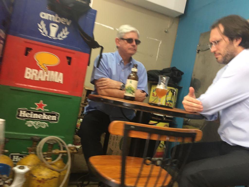 Resultado de imagem para Advogado de Joesley e Janot se encontram em bar