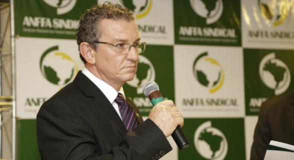 Presidente da Anffa Sindical, Maurício Porto defende maior interesse da sociedade na política como forma de mudança