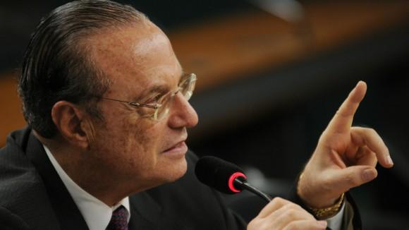 Fachin ordena que Maluf comece a cumprir pena 'imediatamente'
