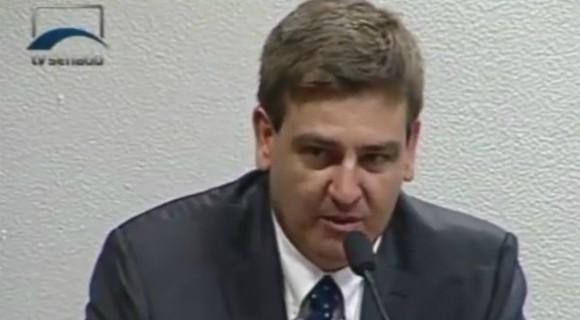 Fernando Segóvia é ex-superintendente da PF no Maranhão