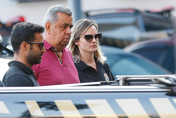 Toffoli nega pedidos de liberdade de Jorge Picciani e Paulo Melo