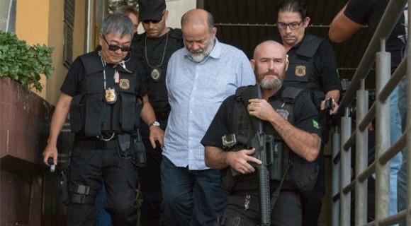 Ex-petista está preso desde abril de 2015