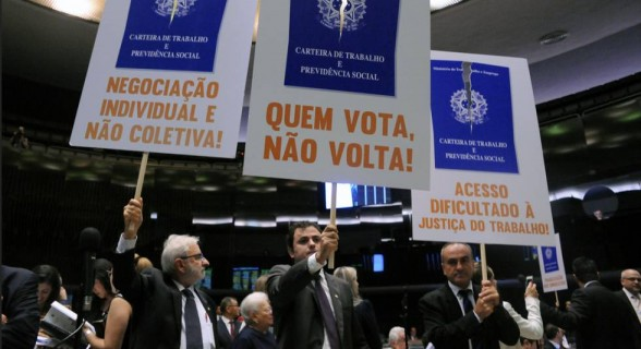 Reforma Trabalhista_Câmara dos Deputados