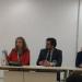 Atividades do Congresso Brasil 2030 começaram por volta das 10h30 da manhã, com mesa sobre cidades inteligentes e sustentáveis