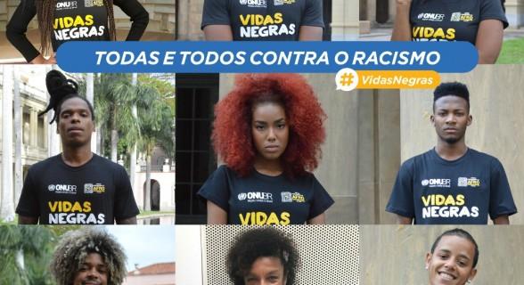 A iniciativa, ligada à Década Internacional de Afrodescendentes, envolve os 26 organismos da equipe de país da ONU