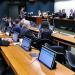 O colegiado aprovou o parecer favorável a PEC das Diretas Já. Agora, a proposta ainda precisa ir a uma comissão especial antes de ser enviada ao plenário
