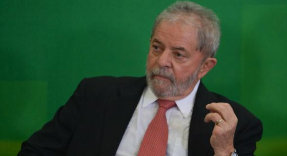 Lula foi condenado por Moro em primeira instância a 9 anos de prisão