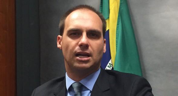 """Eduardo Bolsonaro: """""""