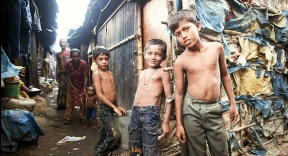 """""""São 17 objetivos de desenvolvimento sustentável, entre eles a erradicação da pobreza"""""""