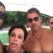 Da praia, Cristiane Brasil ironiza ações trabalhistas contra ela