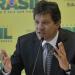 Haddad, nos bastidores, era apontado como possível candidato à Presidência, caso Lula fosse impedido de concorrer
