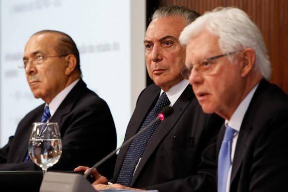 PGR pede que Temer seja incluído em inquérito sobre propinas da Odebrecht