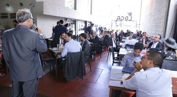 Mais de duas dezenas de parlamentares, jornalistas e representantes de entidades da sociedade civil participaram do lançamento da 11ª edição do Prêmio Congresso em Foco