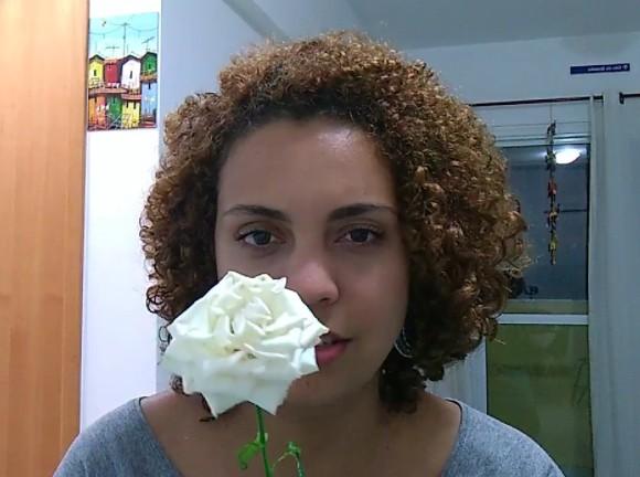 Resultado de imagem para Adriana Caitano é jornalista.