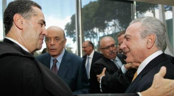 Ministro é o primeiro da história do país a autorizar quebra de sigilo de um presidente da República