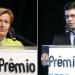 Ana Amélia e Randolfe Rodrigues ficaram entre os parlamentares mais premiados em 2017