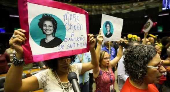 Câmara dos Deputados realizou sessão solene em homenagem à Marielle