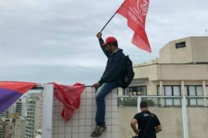 Moradores do condomínio Solaris prometeram denunciar manifestantes