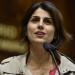 Manuela D'Ávila é pré-candidata à Presidência pelo PCdoB, mas esteve com Lula até o último momento antes da prisão