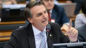 O deputado aparece na liderança das intenções de votos à Presidência da República