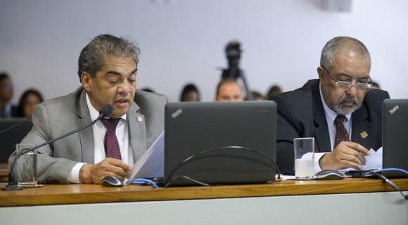 Hélio José relatou a matéria na comissão temática