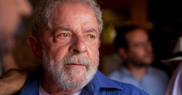 O ex-presidente está preso desde o dia 7 de abril, na Superintendência da Polícia Federal em Curitiba