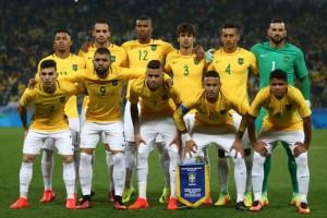 Futebol ganha ouro inédito e Brasil bate recorde  38475e30a1dfa