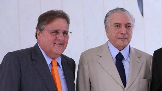 Marcos Corrêa/Vice Presidência