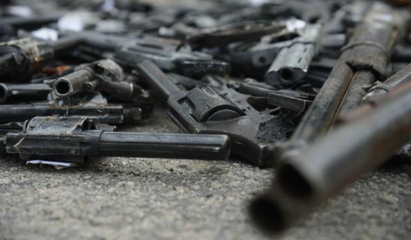 Mais de 70% dos brasileiros são contra liberação de porte de armas, diz Ibope