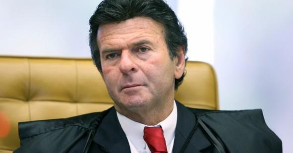 Resultado de imagem para O ministro Luiz Fux,