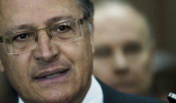 Geraldo Alckmin recebe apoio do centrão para a eleição de outubro